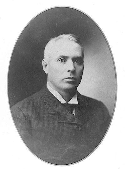 Walter Butler, Born 1858
