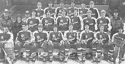 1985 hibbing hockey team