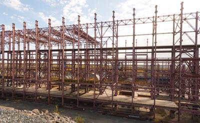 The Mesabi Metallics project