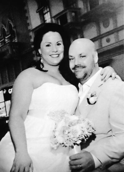Married Feb. 1, 2015