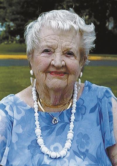 Verna L. Wickstrom