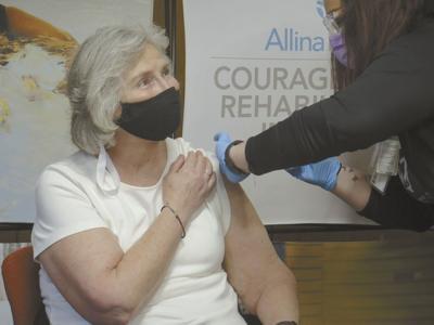 Minnesota Health Commissioner Jan Malcolm