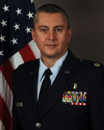 Lt. Col. John Zupancic