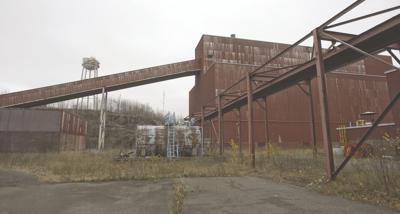 The former LTV Steel building