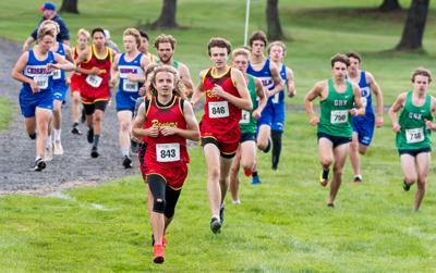 Hibbing harriers look to make moves at home meets