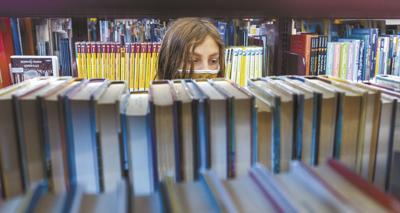 Virginia Library open to the public