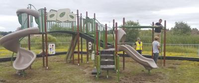 Pine Mill Court playground