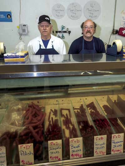 F & D Meats, an Iron Range  institution, ending 50-plus year run