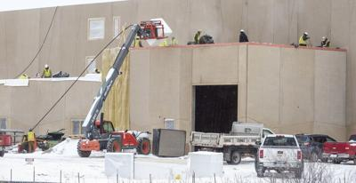 New Miners complex ahead of schedule
