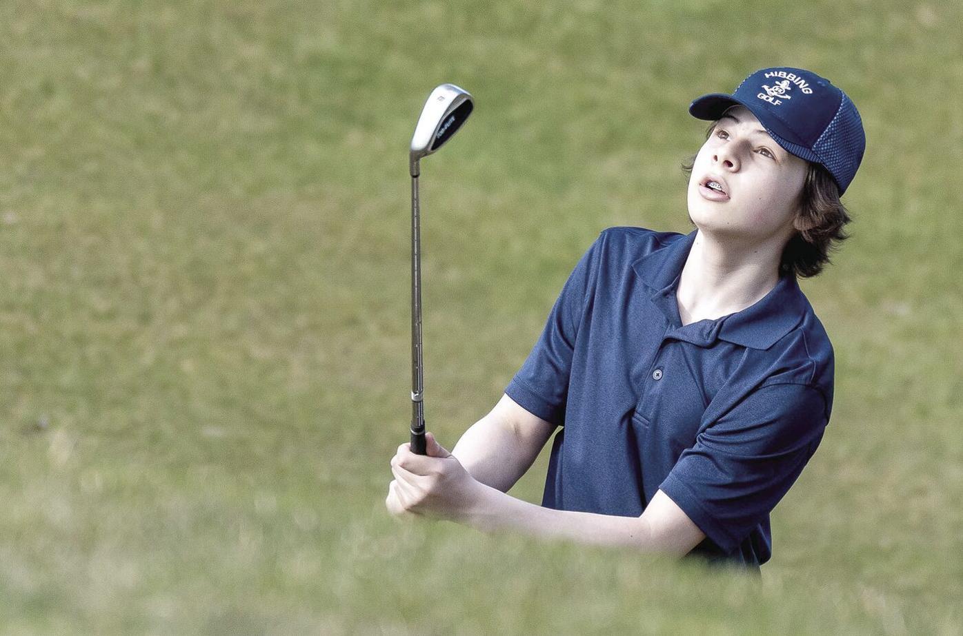 hibbing golf