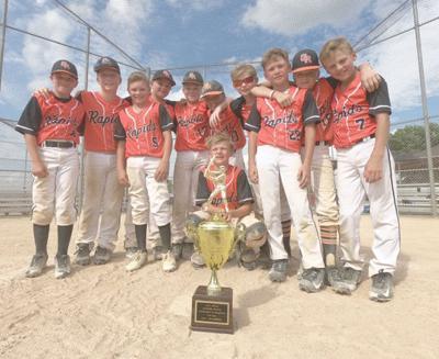 Grand Rapids 11U wins Little League state championship