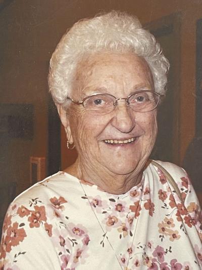 Nellie Mae Palumbo