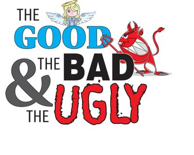 The return of the Good, the Bad and the Ugly
