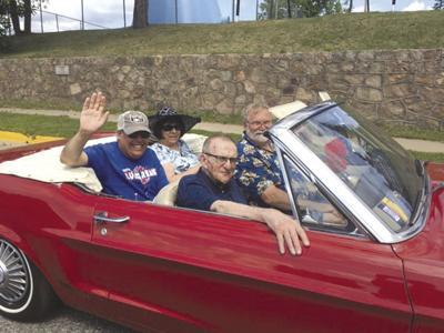 Legendary  Chisholm  Bluestreak dies at 87