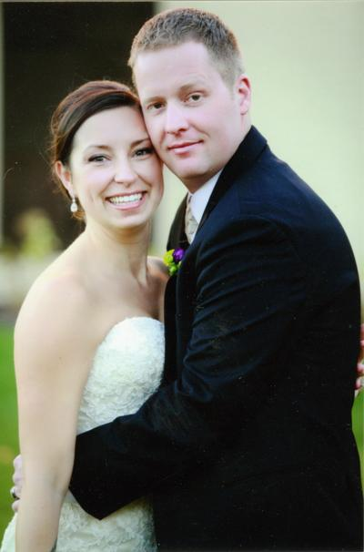 Married Oct. 25, 2014