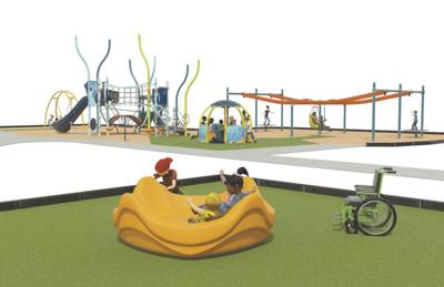 Inclusive Community Playground