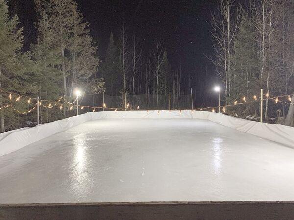 Hockey rink 1