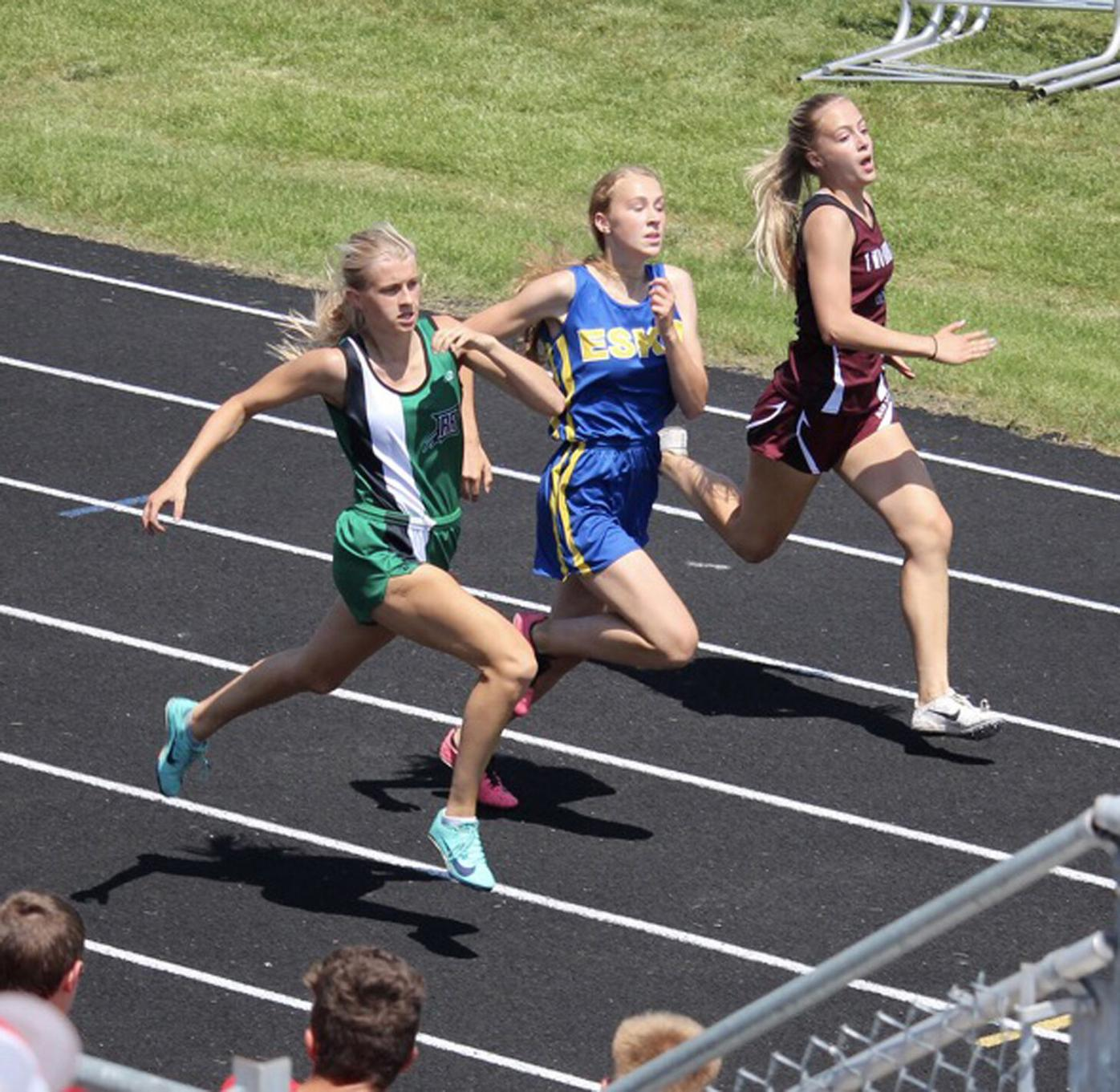 7A Track and Field: Area girls finish strong to earn State Meet berths