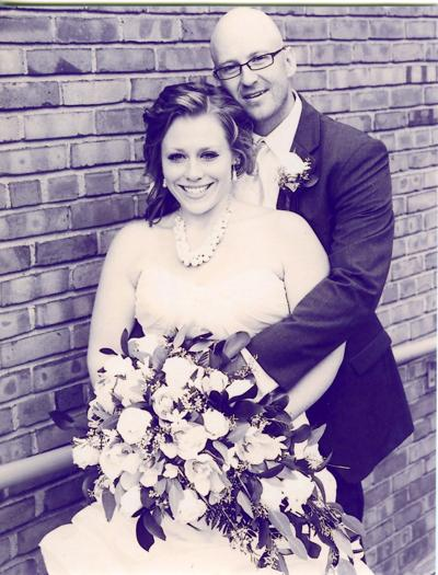 Married Aug. 23, 2014