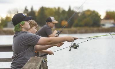 Late season fishing