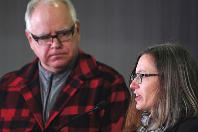 Walz appoints 7 agency heads, including DNR