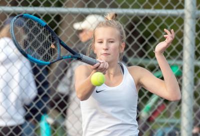 virginia girls tennis
