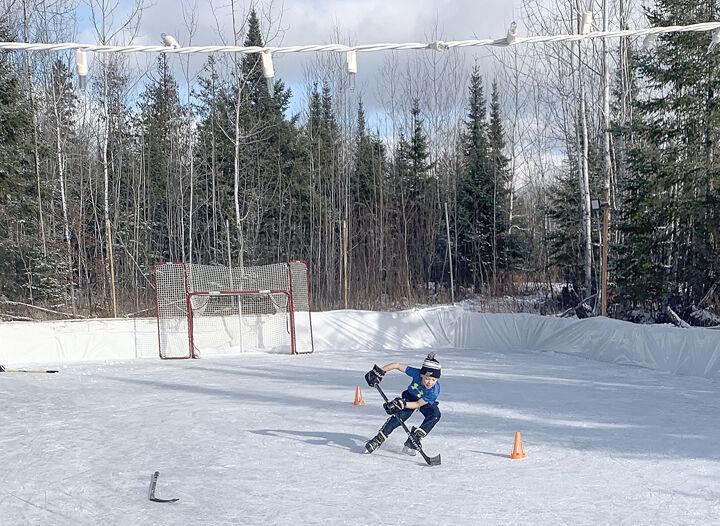 Hockey rink 2