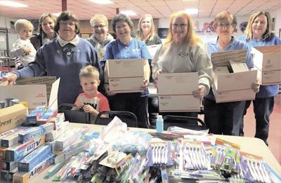 Gilbert VFW Auxiliary to send Christmas gifts to the troops