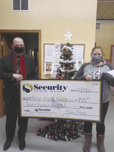 SSBF supports animal shelter