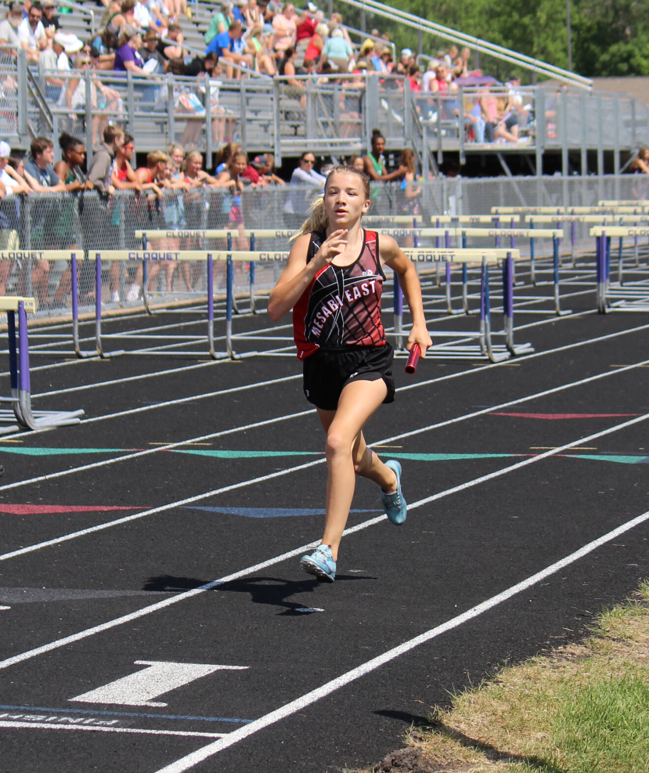 7A Track and Field: Many Range girls headed to state