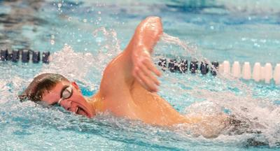 Rock Ridge boys' swimming aims for another section title