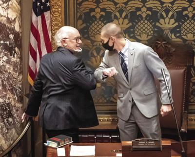 Tomassoni named president of Minnesota Senate