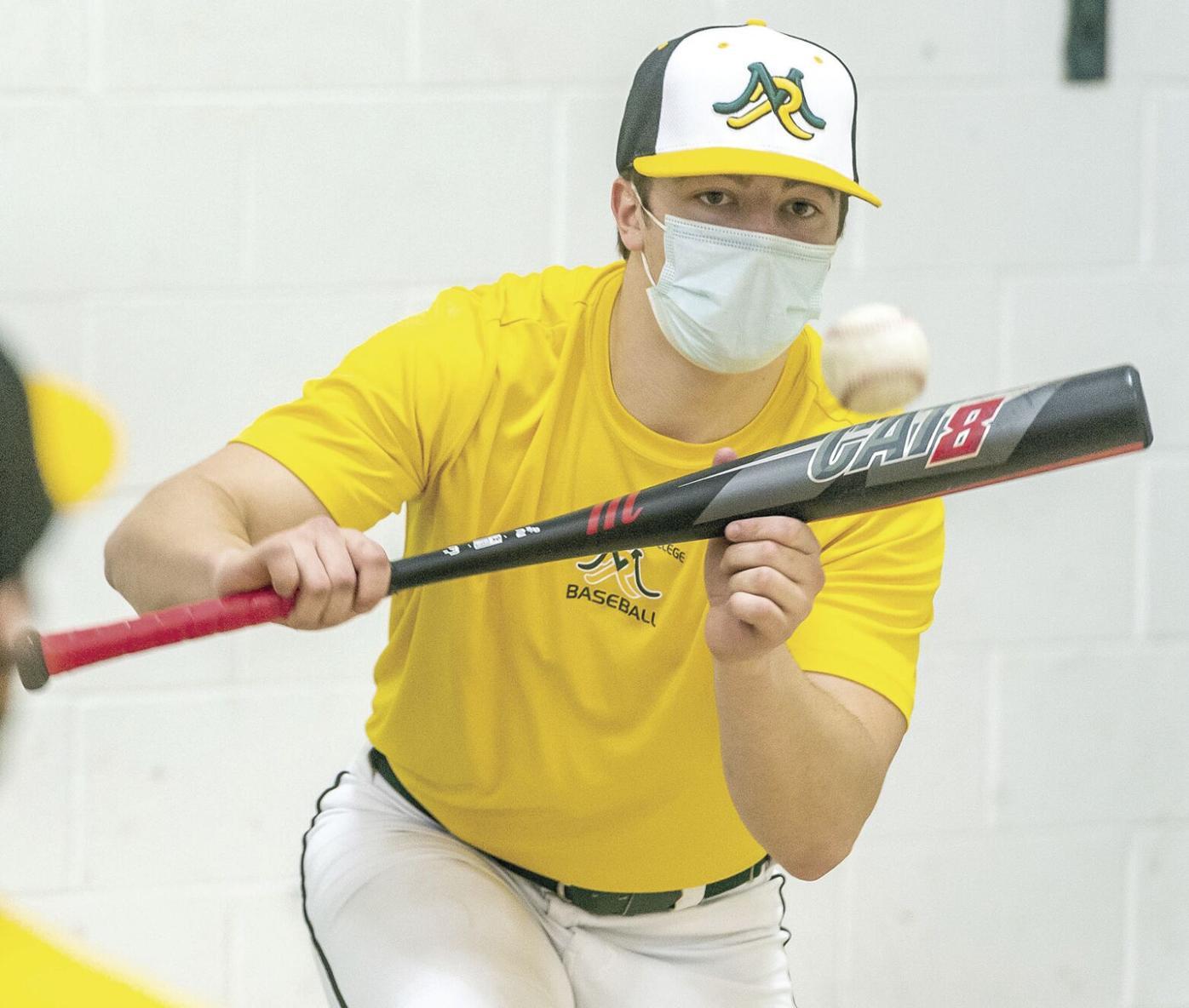 mesabi range college baseball