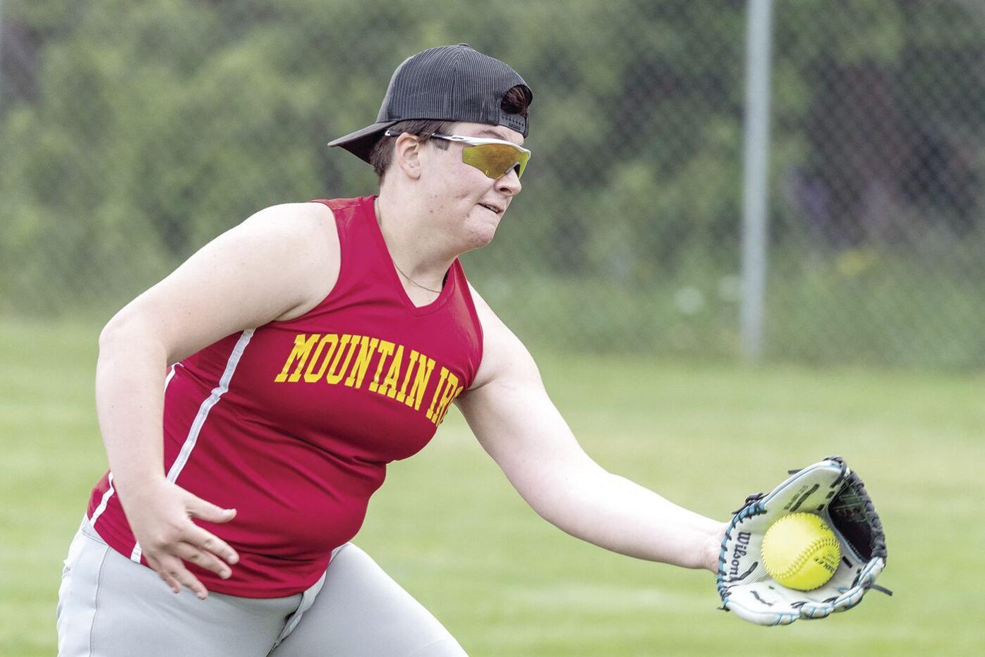 ranger softball
