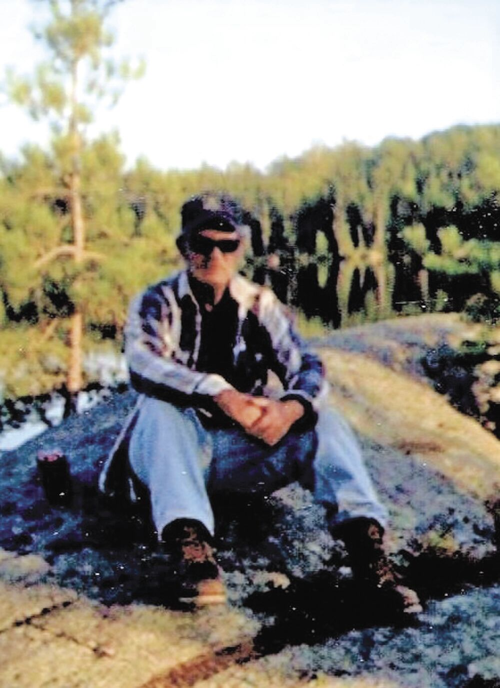 Vietnam veteran David Anderson never gave up