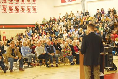 PolyMet support overwhelming