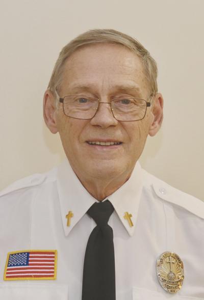 Chaplain Steve Breitbarth
