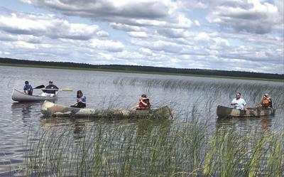 Pass down tradition of harvesting wild rice