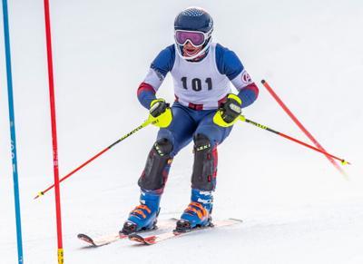 McCarthy and Schuchard win at 1st alpine meet