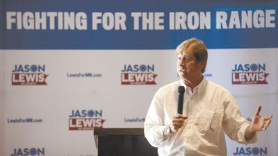 Former Congressman Jason Lewis