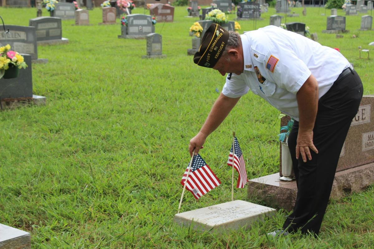Veterans Grave Photo 1
