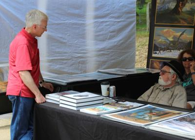 Art in the Park returning May 15 1