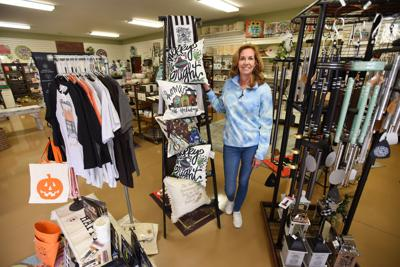 Crazy Me Gift's takes over former gun store