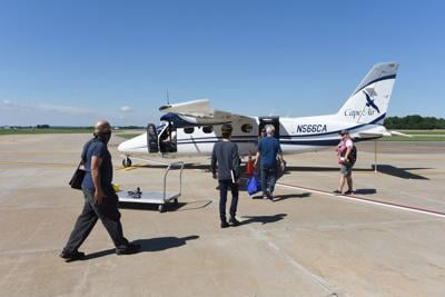 Cape Air delivers new aircraft