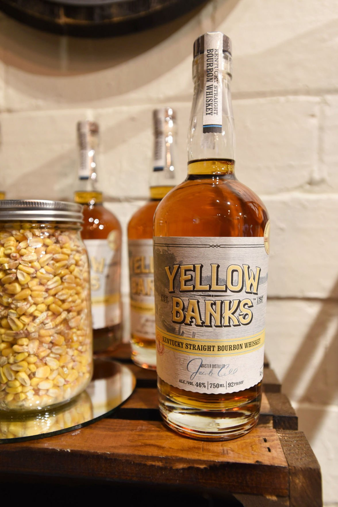 Corn Connection: Green River Distilling's bourbon relying on regional farmers