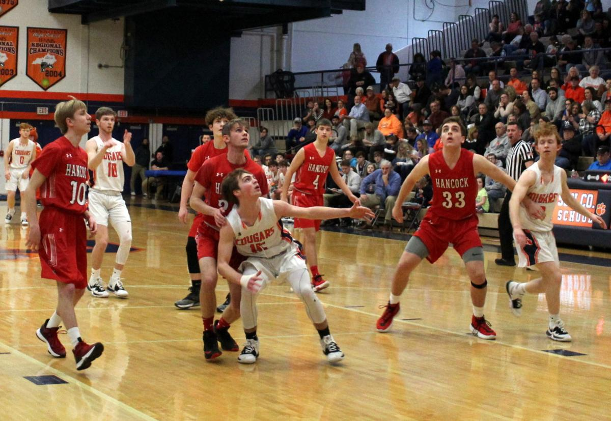 Cougars take down Hornets 2