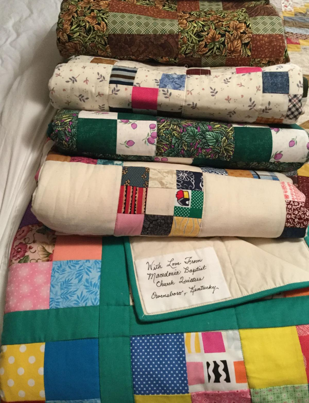 QUILT SECONDARY