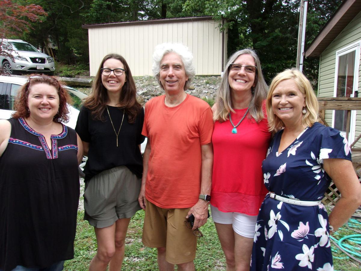 Lindermans host Grayson County Democratic Picnic 1