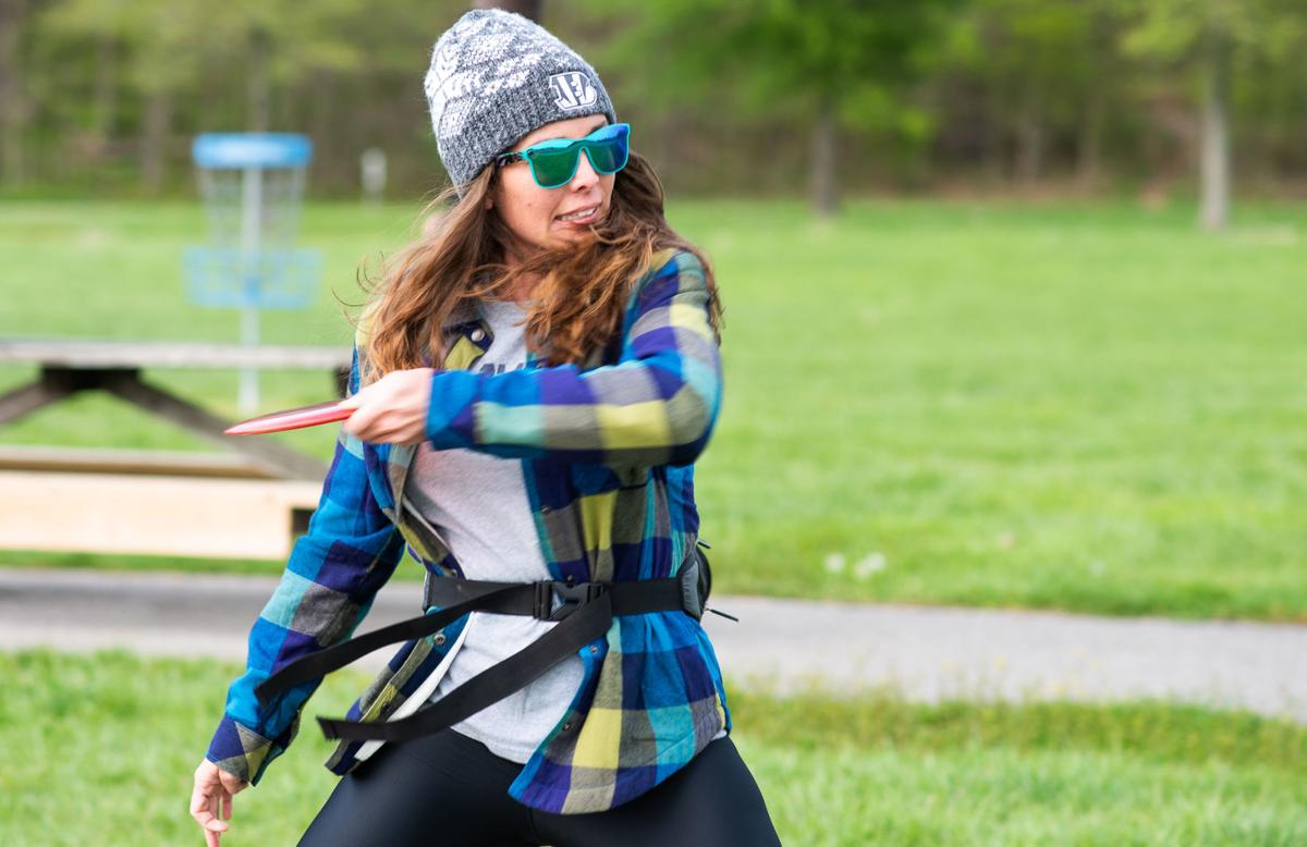 Disc golf feature DOM
