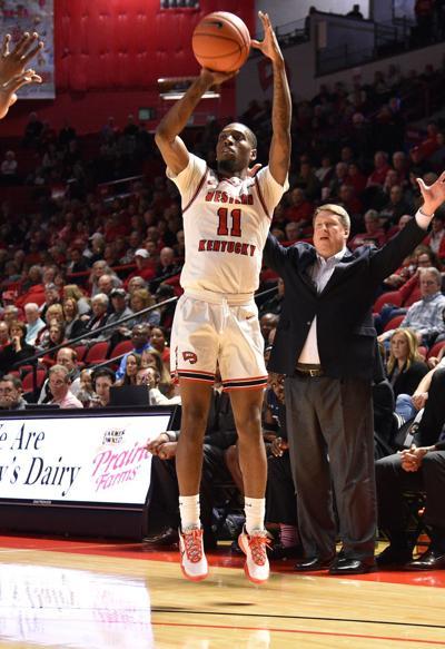 NCAA Basketball 2020:  ODU vs WKU